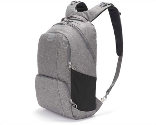 Рюкзак против кражи Pacsafe Metrosafe для MacBook