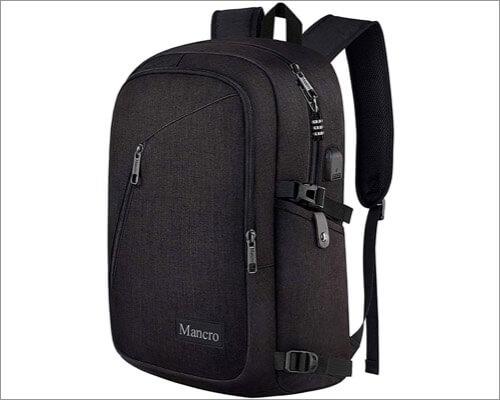Рюкзак MacBook для деловых поездок Mancro