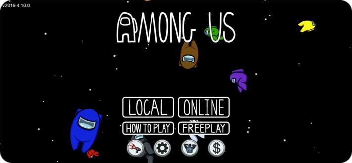 Скриншот игры среди нас для iPhone