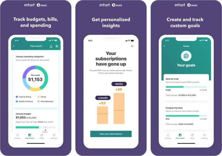 мятный скриншот приложения для iphone и ipad для женщин