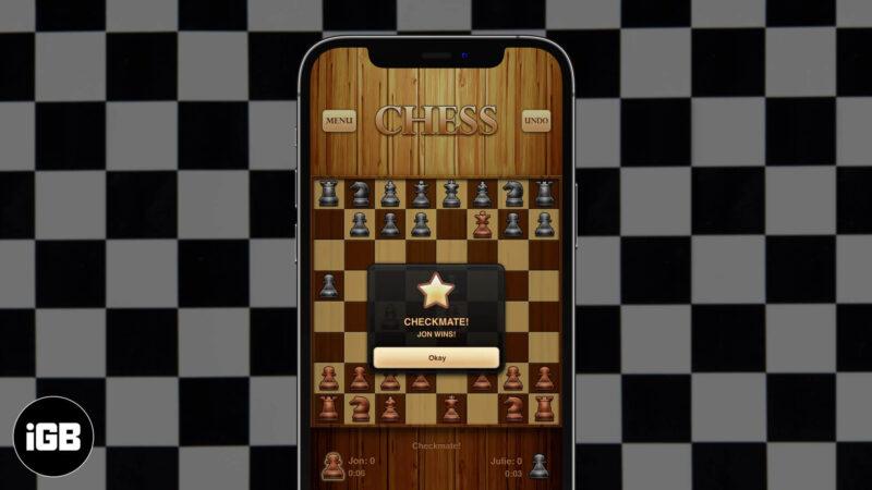 Лучшие шахматные приложения для iPhone и iPad