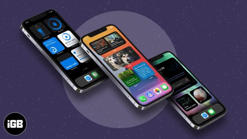 Лучшие сторонние виджеты для домашнего экрана для iPhone в iOS 14