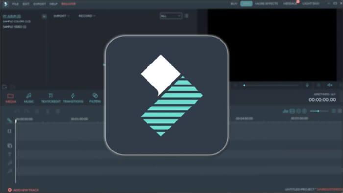 Программное обеспечение для редактирования видео Filmora для Mac Программное обеспечение для редактирования видео Filmora для Mac