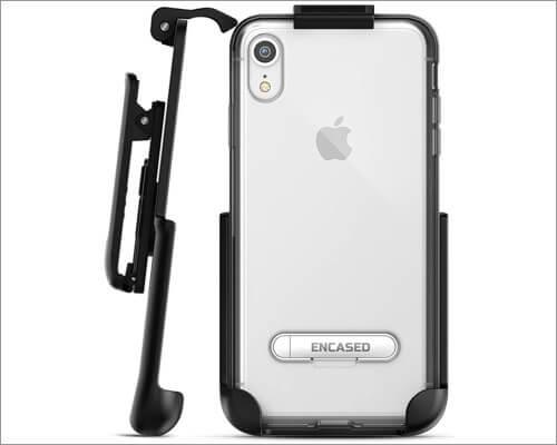 чехол для iphone xr с зажимом для ремня