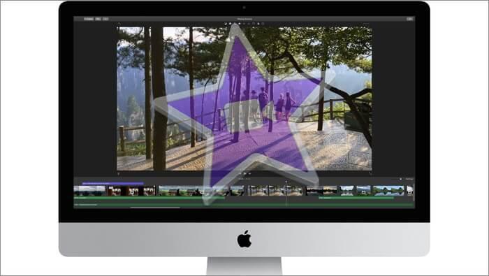 Программа для редактирования видео iMovie для Mac