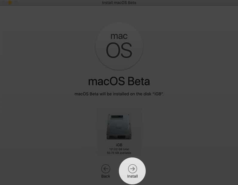 установить macos big sur без учетной записи разработчика