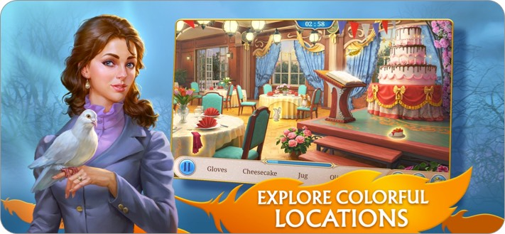 заметки искателя скрытые тайны скриншот игры для iphone и ipad