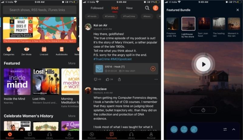 Castbox Podcast Player для iPhone и iPad