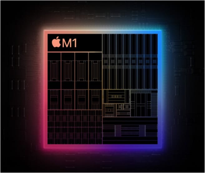 M1 iPad Pro против M1 MacBook Pro - производительность