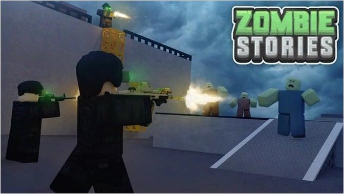 Zombie Stories Roblox Spiel