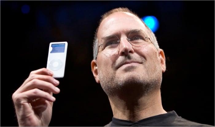 iPod - музыкальная индустрия Apple разрушена