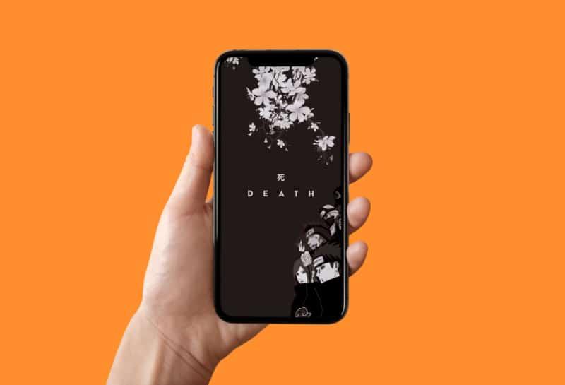 Обои Наруто для iPhone 1