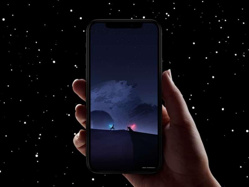 звездные войны iphone обои 4