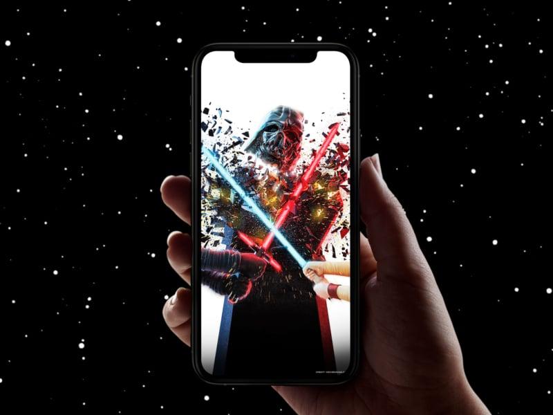 звездные войны iphone обои 7