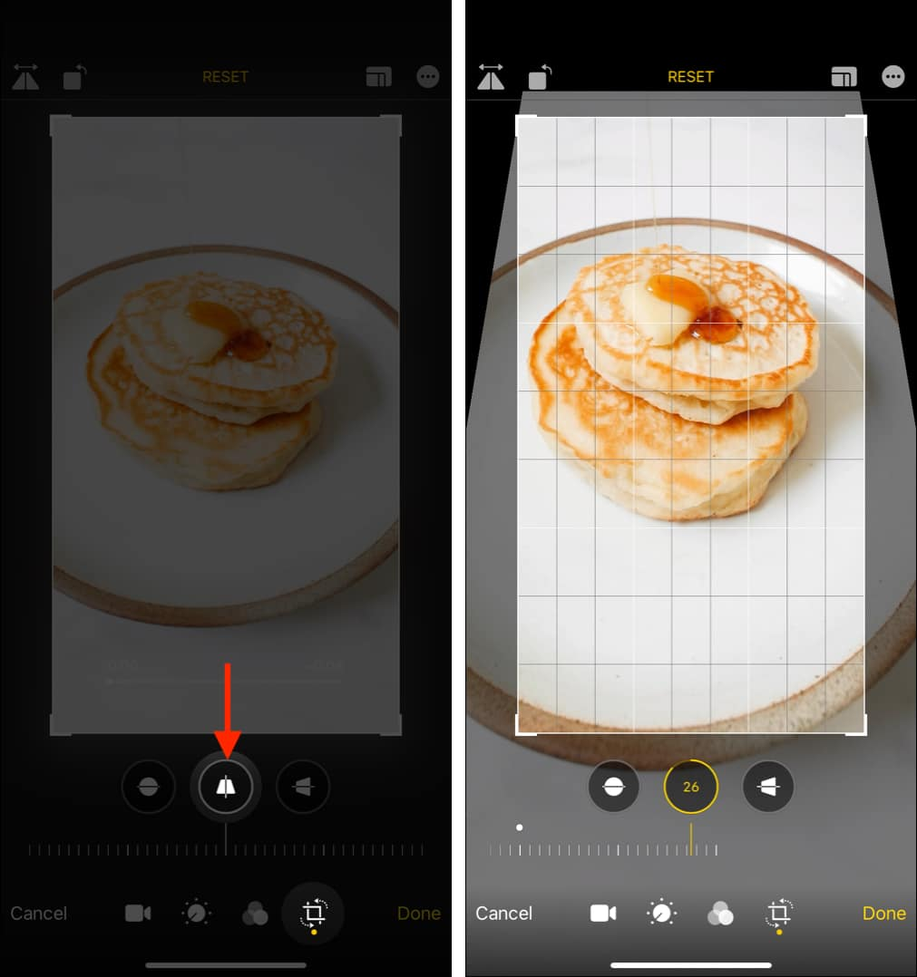 Как растянуть видео по вертикали на iPhone или iPad