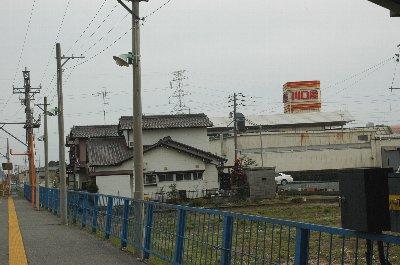 美濃本郷駅