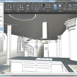 Cursos de AutoCAD 2D y 3D en el Instituto Galego de Formación