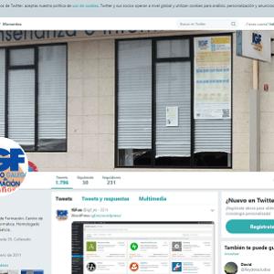 Curso de Twitter para empresas en el Instituto Galego de Formación