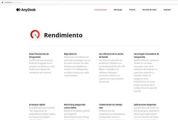 Anydesk en el Instituto Galego de Formación