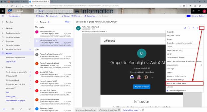 Abrir en una nueva ventana - Instituto Galego de Formación