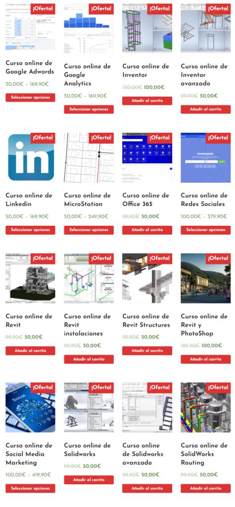 Últimos días de la oferta de cursos online - igf.es