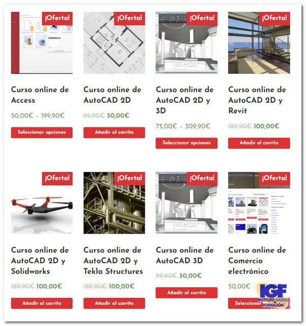 Oferta de cursos - igf.es