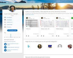 modificar el perfil en Microsoft 365 - igf.es