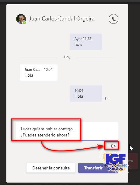 enviar consulta - igf.es
