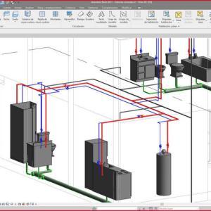 Curso plus de Autodesk Revit instalaciones bonificado - igf.es