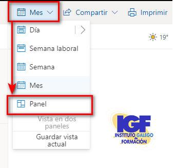 Nueva vista de panel - igf.es