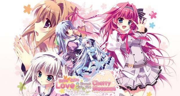 Saku Saku Love Blooms Free Download