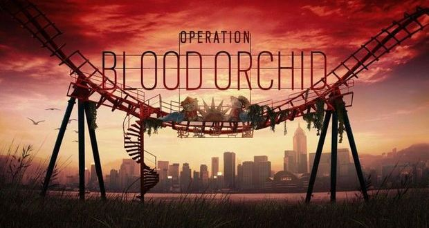 Tom Clancy's Rainbow Six Siege Operation Blood Orchid Free Download PC Game