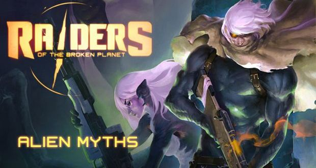Raiders of the Broken Planet Free Download