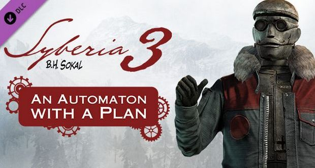 Syberia 3 An Automaton Free Download