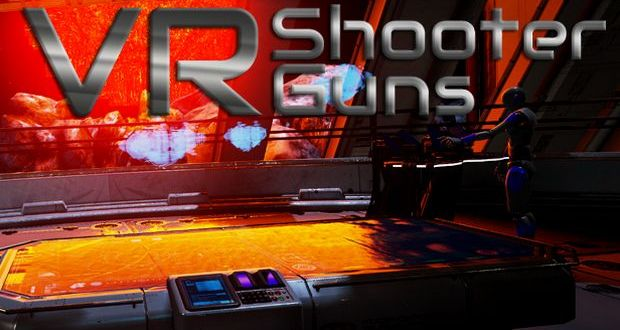 VR Shooter Guns Free Download