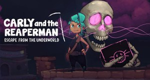 Carly and the Reaperman Escape from the Underworld Download