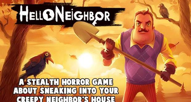 Igg games hello neighbor Free Download