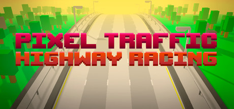 Pixel Traffic: Highway Racing Free Download