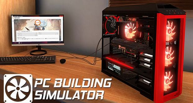 PC Building Simulator Game Download Full Version
