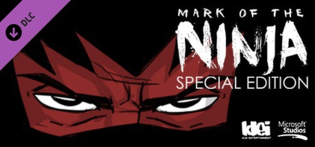 Mark of the Ninja Special Edition DLC Download