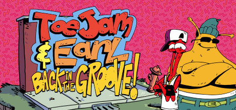 ToeJam and Earl Back in the Groove Free Download PC Game