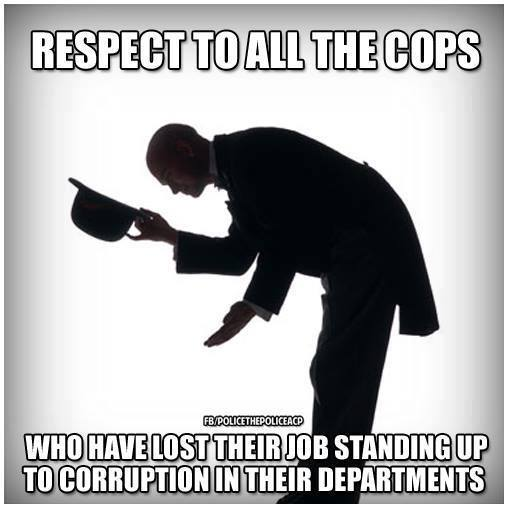 respect leos who died for exposing bad leos.