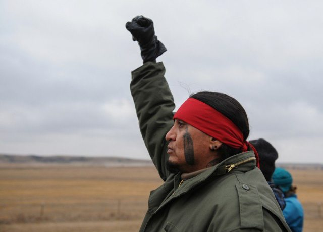 Standing Rock Sioux!