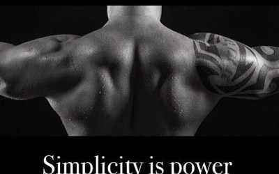 Simplicity is Power