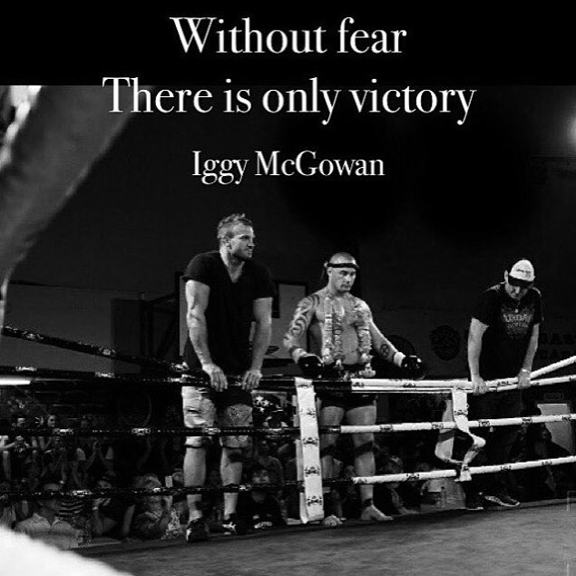 Without Fear There Is Only Victory