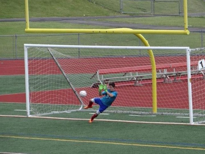 Goalie Save