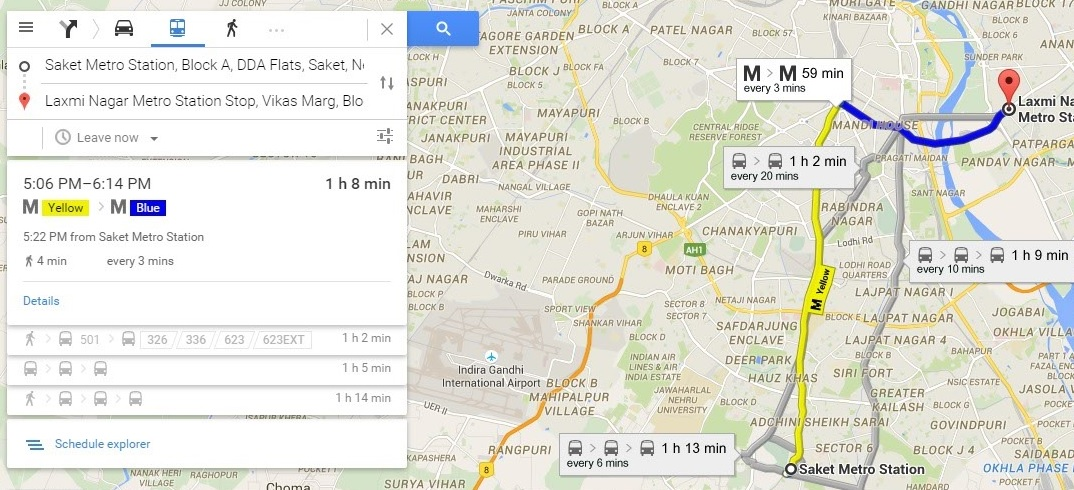 Google Map Route Planner Find live public transit and Estimated – World Map Travel Planner