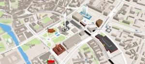 Osmbuilding 3D map