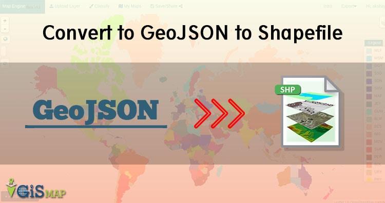 Convert Geojson to shapefile