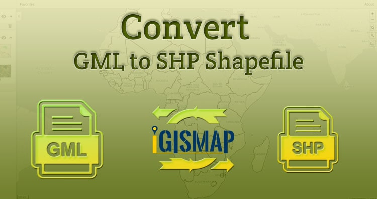 Convert GML to SHP Shapefile